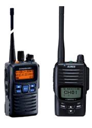 登録型レンタル無線機(免許不要)