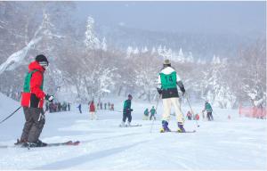 スキー場・スキースクール